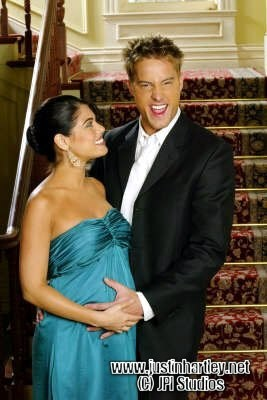 Passions photoshoot, and my sweetie's freaking out about becoming a father <3333 (hope that's ok)