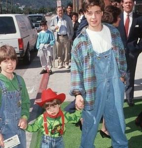 Matthew is taller than Andy. :)