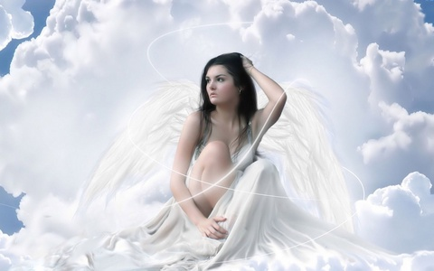 that is my pic of an Angel
