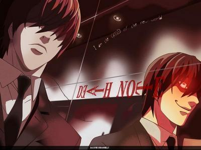 Light Yagami I think we all know why.
