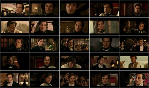 Many pictures of Rufus as Armand in Zorro (tried to get all the cute faces in there hehe). <3