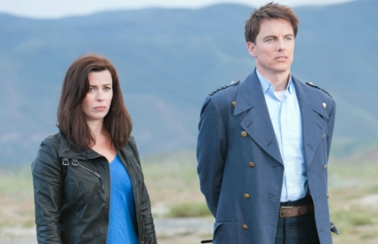 Gwen Cooper from Torchwood.