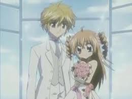 Kirari and seiji