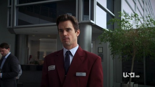 Matt Bomer wearing red :)