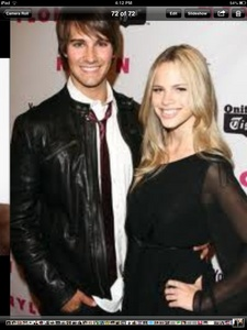 James is not gay he has or had a girlfriend over the years and if u think his gay shut the f up or shut the helllll up. Here's his old or right now girlfriend. Mostly unknown know to only James Maslow and girlfriend