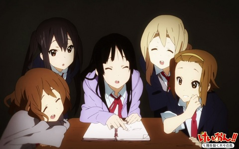 K-on! s2 ed2 No Thank You!