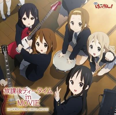 K-on! The Best Anime for me~!! XD(pic.)  oh,the pic is from the K-on! Movie!  Black ★ Rock Shooter!! Hayate no Gotoku! Azumanga Daioh! Morita-san wa Mukuchi! Working!! Angel Beats! Toaru Kagaru no Railgun Toaru Majutsu no Index Zettai Karen Children Lucky Star Beelzebub