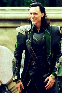 Yeah,I still have a crush on Loki Laufeyson from Thor and The Avengers. <3
