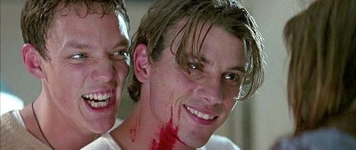 Billy Loomis and Stu Macher in Scream. Well, I crushed on Stu مزید than Billy.