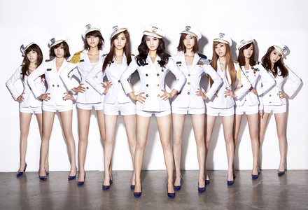 SNSD of course... power of 9
