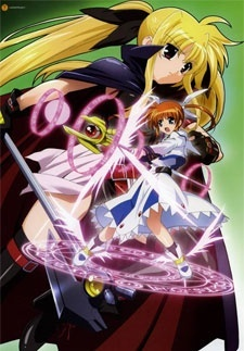 Magical Girl Lyrical Nanoha is a good magical girl animê show if you're considering something similar to what you mentioned :3
