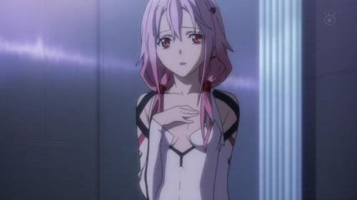 Inori from Guilty Crown.