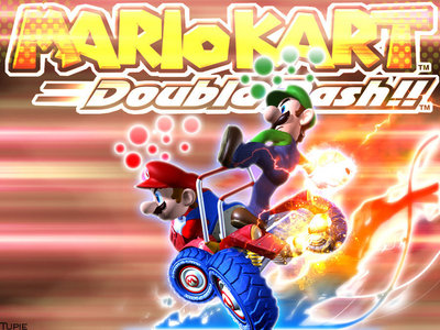 They are all good, but my favorito! is Double Dash with Super Mario Kart in a very close segundo