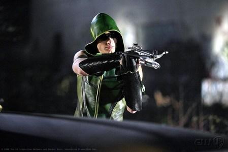 """my hottie in full """"Green Arrow"""" gear (from """"Doomsday"""") <33333"""