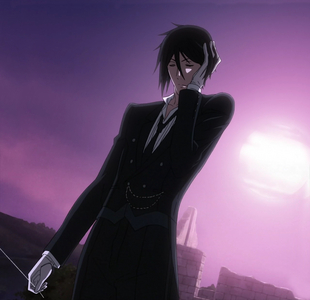even though Sebastian isn't a stalker, wouldn't the idea of being stalked by a hot demon seem nice? :D