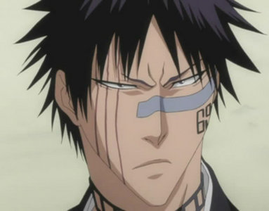Shuhei Hisagi Bleach He Have Small Narrow Eyes