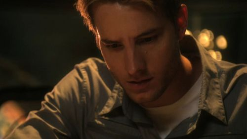 """my hottie in a টুপি from the end of """"Dominion"""", when he tries to figure a way out of the darkness inside of him <33333"""