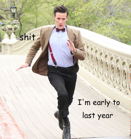 Matt with red bow tie and suspenders