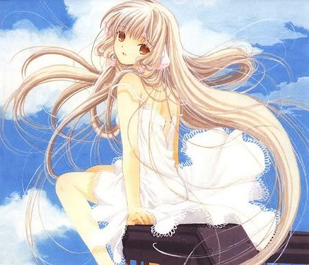 My お気に入り is Chi's hairstyle from Chobits.