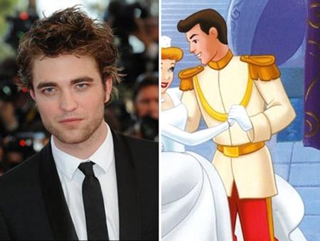 Robert is my Prince Charming<3<3<3