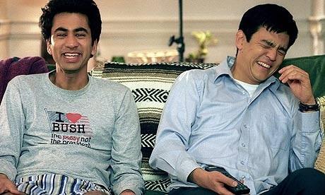 Harold & Kumar on wolk 9 lol