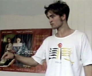 my gorgeous Robert and his audition tape for his movie,How To Be<3