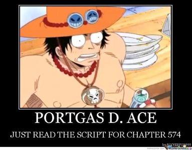 Portgas.D.Ace (One Piece)