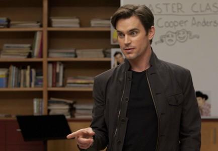 Matt Bomer pointing :)