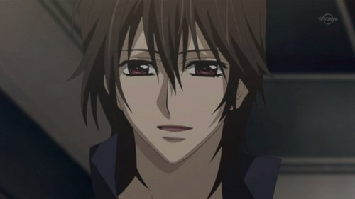 Kaname is a vampire not sure how old he is but he is definitely older than he looks. (Vampire Knight)