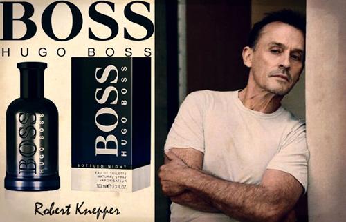 Robert Knepper for Hugo Boss XD