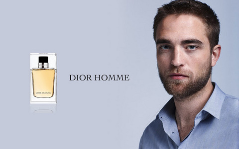 my gorgeous Robert and his Dior Homme cologne ad.I just a-DIOR him...don't you?<3<3<3