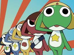 I swear Sgt . Frog has been the cutest most adorable anime I have ever seen :3 I mean who does not pag-ibig talking frogs that are aliens XD