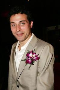 Rufus wearing a flower. <3