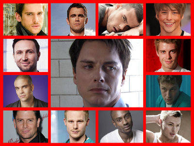 My celebrity crushes throughout the years : From juu left to right -Daniel Ewing,Scott Maslen,Danny Miller,Mitch Hewer From 2nd from juu to right -Alex Walkinshaw,Luke Mitchell From 3rd left to right -Mark Salling, Oliver Coleman Bottom left to right -Paul O'Brien,Steven Miller,Michael Obiora,Andrew Hayden-Smith And my main crush now is ♥John Barrowman♥