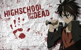 """Like in Highschool of the Dead every episode título has """"Dead"""" in it"""