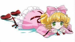 hina ichigo from rozen maiden
