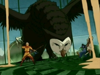 "(Me being an Avatar expert) I think that an Avatar could be ""evil"". An Avatar that is evil could easily continue with is plan to do what ever it is he/she wants to do. Using his/her spiritual powers AND elemental powers he/she could change the spirits and elements against humans. Doing this would turn the world into complete horror, the Wand between the spirit world and the real plane would be indifferent and people and spirits would be against each other because of what the ""fail of an avatar"" taught them. Spirits can be trained into things easily and can change with no warning. For example) Remember in the episode with Hei Bai? Well, he was wild until Aang could calm him down Von simply talking to him a bout a seed. Example Two) Also do Du remember ""The Library"" in season two? Well, seeing Wan Shi Tong, we knwo that spirits can go from completely calm and ""friendly"" to hostile Von invading their privacy and doing something they obviously didn't want Du to do. Thus, the Avatar could make the spirit angry and that one spirit could destroy anything.(From the examples of Wan Shi Tong and Hei Bai. So yes, an Avatar could become evil and terrorize people."