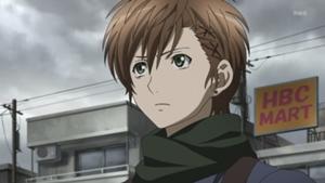 Yoshino Takigawa from Zetsuen no Tempest