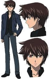 Kazuma from Kaze No Stigma He is always calm during a fight and always thinks things through before doing something . He also could be considered the main strategist of the trio he is almost always in .