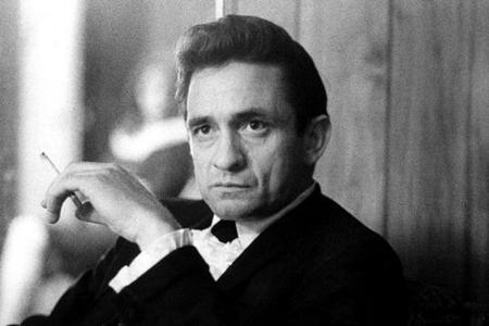 Johnny Cash :D