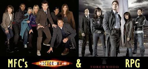 Torchwood/Doctor Who :) Well where else would i get my Captain Jack Harkness on screen? ;)