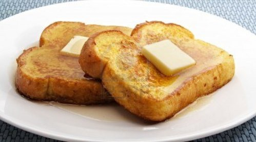 Toasty with buttery. :3