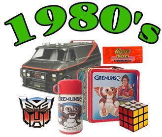 I'd go for the 1980's, time were I was born. Where TV and موسیقی was best.