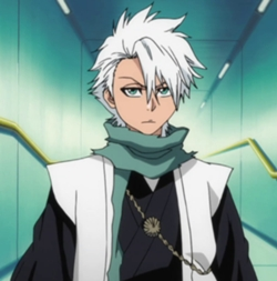 Hitsugaya Toushirou from Bleach