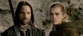 I really LOVE Legolas. He´s is PERFECT! But, i love Aragorn too... Both are my favorites...