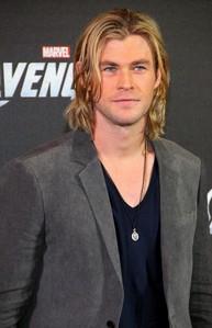 Chris Hemsworth :)