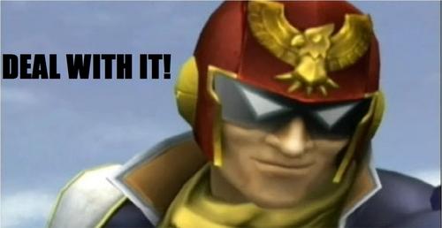 Captain falcon... Показать ME YA MOVES!?