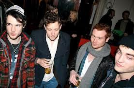 my baby(on the right) partying with some friends<3