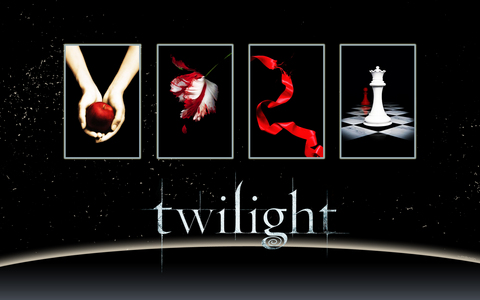 the Twilight Saga(both the 图书 and movies)