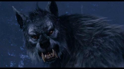 to be a werewolf and a super villain
